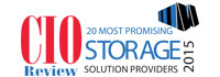 20 Most Promising Storage Solution Providers - 2015